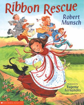 Cover image for Ribbon rescue