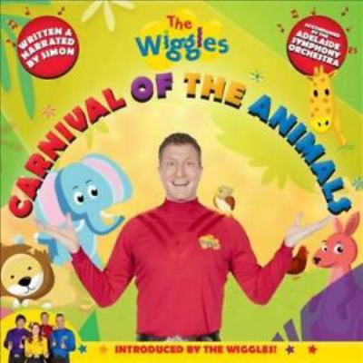 Cover image for Carnival of the animals