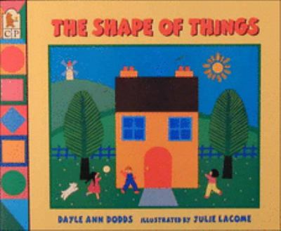 Cover image for The shape of things