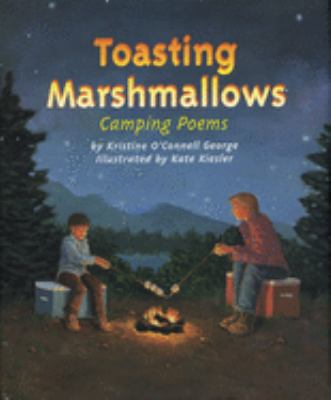 Cover image for Toasting marshmallows : camping poems