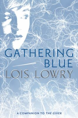 Cover image for Gathering blue