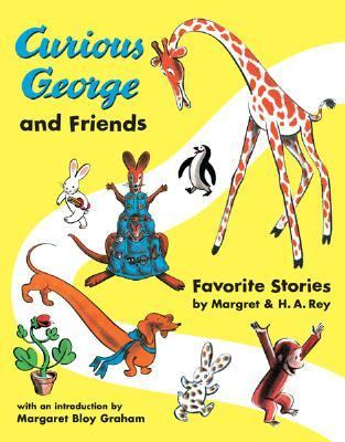 Cover image for Curious George and friends : favorite stories