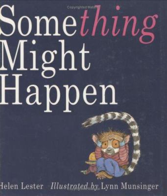 Cover image for Something might happen