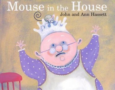 Cover image for Mouse in the house