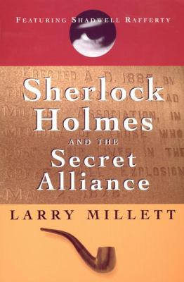 Cover image for Sherlock Holmes and the secret alliance