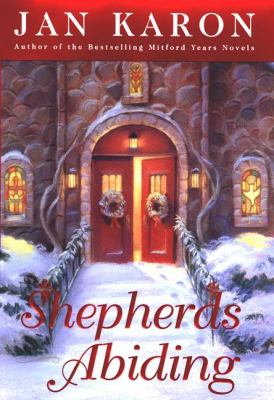 Cover image for Shepherds abiding : a Mitford Christmas story