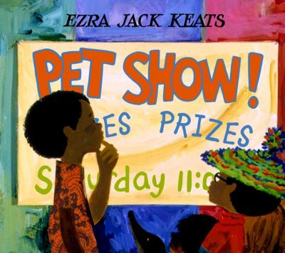 Cover image for Pet show!