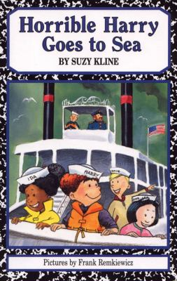 Cover image for Horrible Harry goes to sea