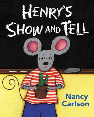 Cover image for Henry's show and tell
