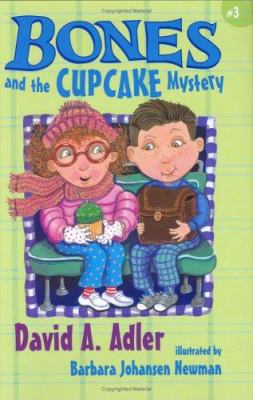 Cover image for Bones and the cupcake mystery