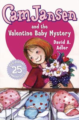 Cover image for Cam Jansen and the Valentine baby mystery