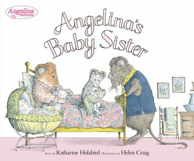 Cover image for Angelina's baby sister