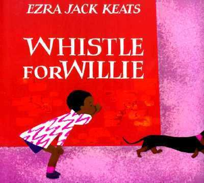 Cover image for Whistle for Willie.