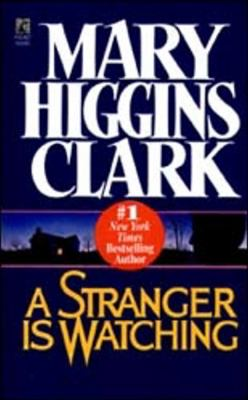 Cover image for A stranger is watching