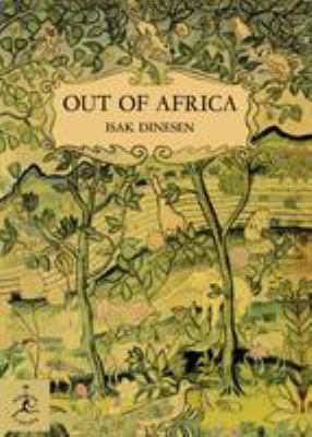 Cover image for Out of Africa