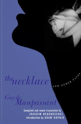 Cover image for The necklace and other tales