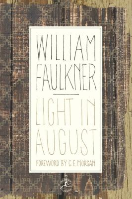 Cover image for Light in August : the corrected text