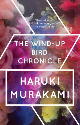Cover image for The wind-up bird chronicle