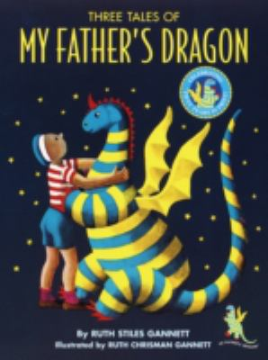 Cover image for Three tales of my father's dragon