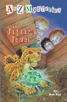 Cover image for The jaguar's jewel