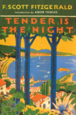 Cover image for Tender is the night