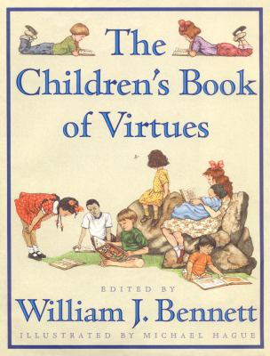 Cover image for The children's book of virtues