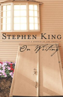 Cover image for On writing : a memoir of the craft