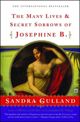Cover image for The many lives & secret sorrows of Josephine B.