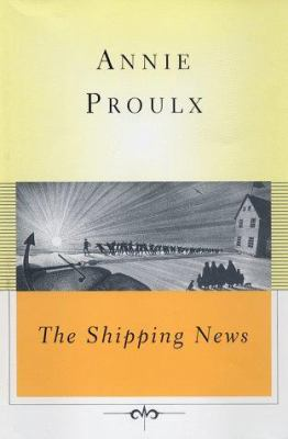 Cover image for The shipping news