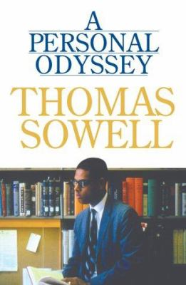 Cover image for A personal odyssey