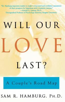 Cover image for Will our love last? : a couple's road map