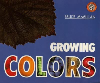 Cover image for Growing colors