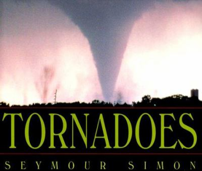Cover image for Tornadoes