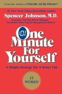 Cover image for One minute for yourself