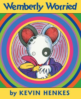 Cover image for Wemberly worried