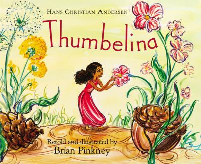 Cover image for Thumbelina