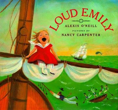 Cover image for Loud Emily