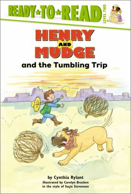 Cover image for Henry and Mudge and the tumbling trip : the twenty-seventh book of their adventures