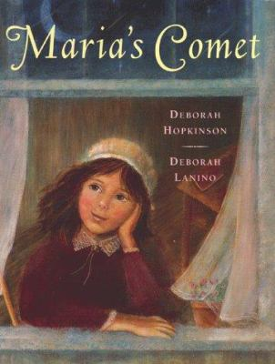Cover image for Maria's comet