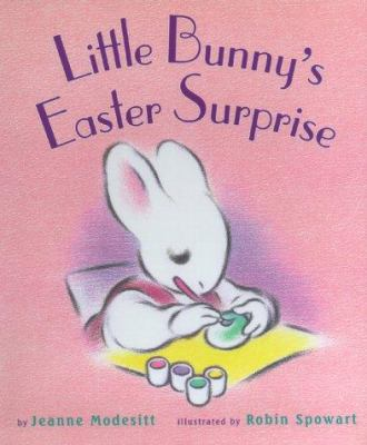 Cover image for Little Bunny's Easter surprise