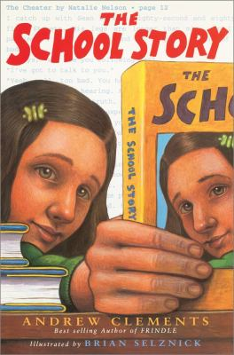 Cover image for The school story