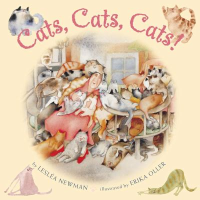 Cover image for Cats, cats, cats