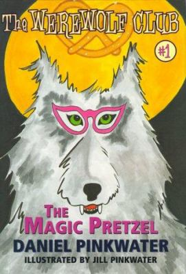 Cover image for The magic pretzel