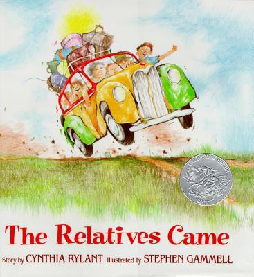 Cover image for The relatives came