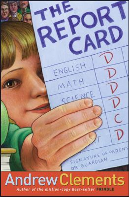 Cover image for The report card