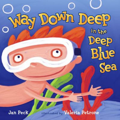 Cover image for Way down deep in the deep blue sea