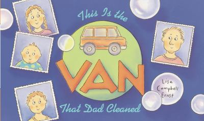 Cover image for This is the van that Dad cleaned