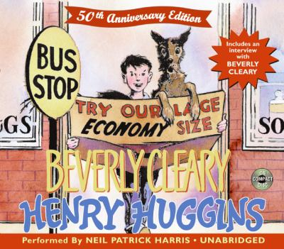 Cover image for Henry Huggins