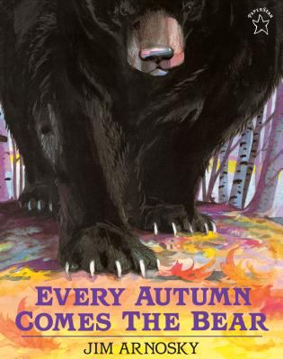 Cover image for Every autumn comes the bear