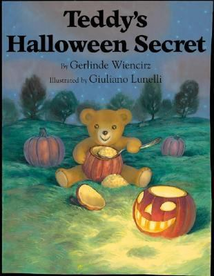 Cover image for Teddy's Halloween secret